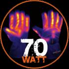 HOT-5 vyhřívané rukavice